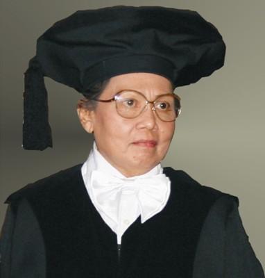 prof jenie
