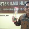 Arif Kurniawan, M.H (Anggota DPRD Kab. Sleman)